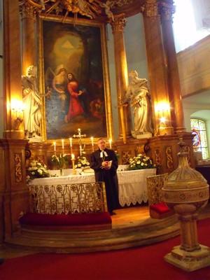 Püspöki igehirdetés - small