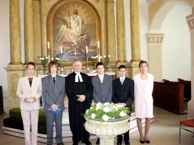 Konfirmáció - 2008. május 25. - small