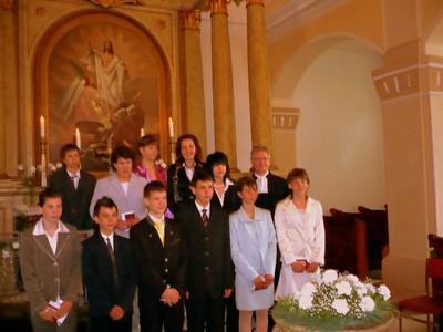 Konfirmáció - 2009. május 24. - small